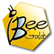 Bee gold logo