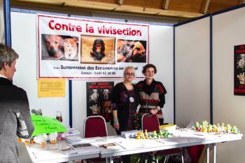 Contre la vivisection