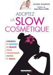 Couverture slow cosmetique