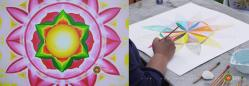 Mandala syama yogavedas 3
