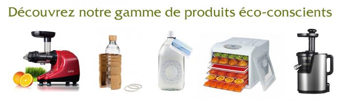 Nos produits ecoconscients small