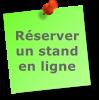 Post it green reserver stand en ligne