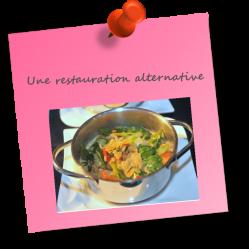 Restautaion alternative